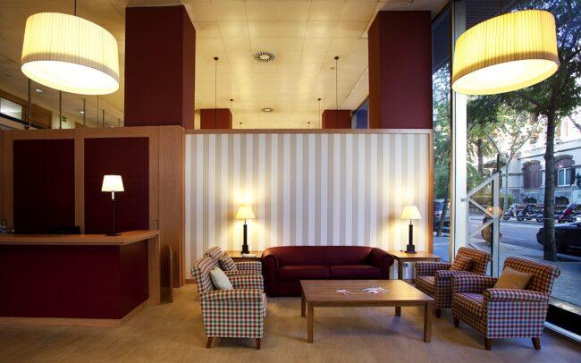 Residència per a gent gran Barcelona Claret
