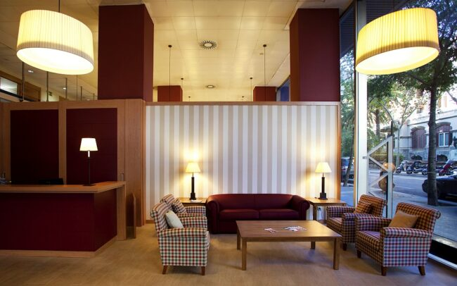 Residencia ancianos Barcelona Claret