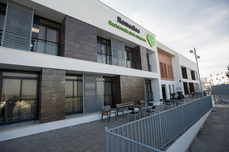 Residencia de mayores Remedios en Córdoba