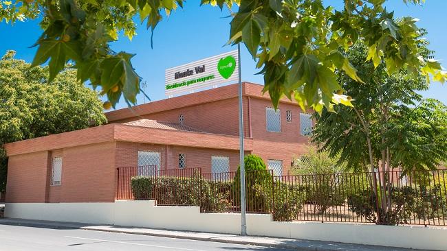 Residencia de mayores Monte Val, Huelva
