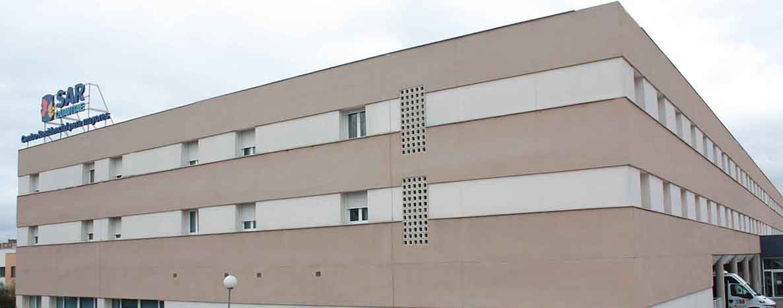 Residencias Ancianos Madrid - SARquavitae Parque Coslada
