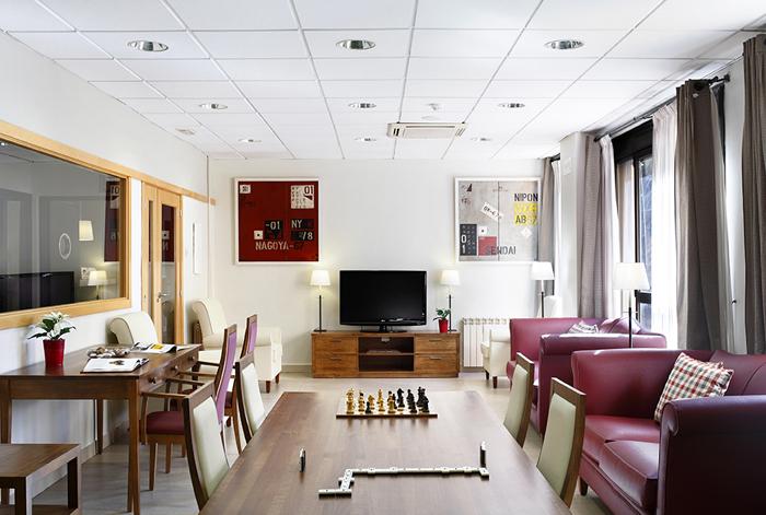 Residencia Ancianos Barcelona - La Salut