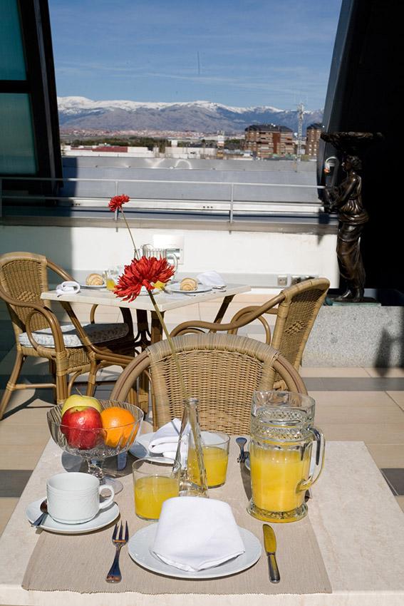 Residencia Ancianos Madrid Tres Cantos