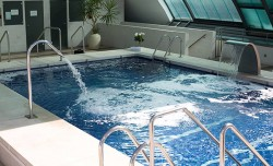 Residencia Ancianos Madrid - piscina