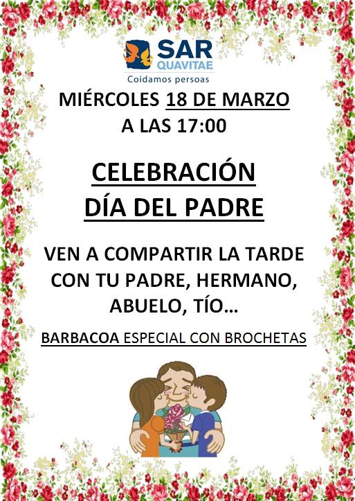 invitación día del padre