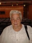 Doña Inés Peralta Fernández, usuaria del Servicio de Teleasistencia del Ayuntamiento de Teruel