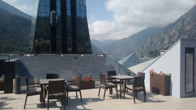 Residència gent gran Andorra Salita