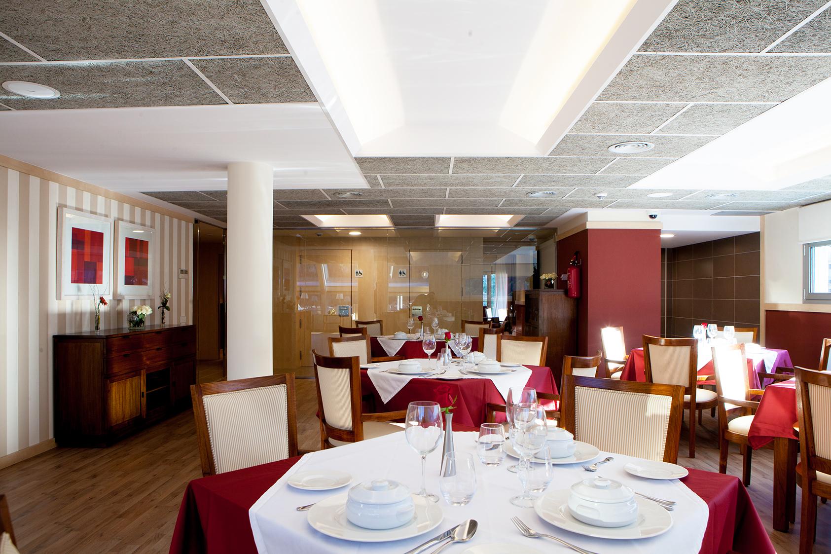 Comedor Residencia de ancianos en Andorra