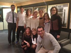 Proyecto Coach Fundación SARquavitae y Fundación Éxit