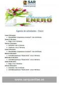 actividades mes enero 2