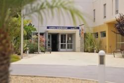 Residencias Ancianos Alicante - Entrada
