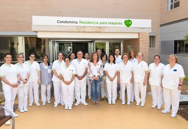 Equipo Alicante Condomina