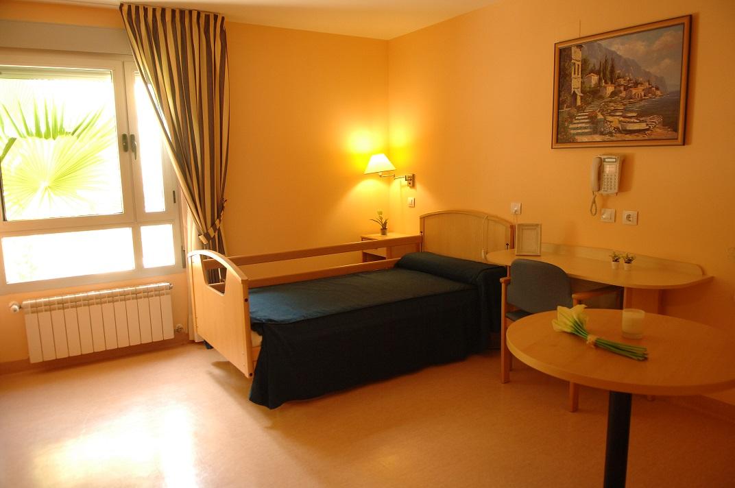 Residencias Ancianos Alicante - Habitación
