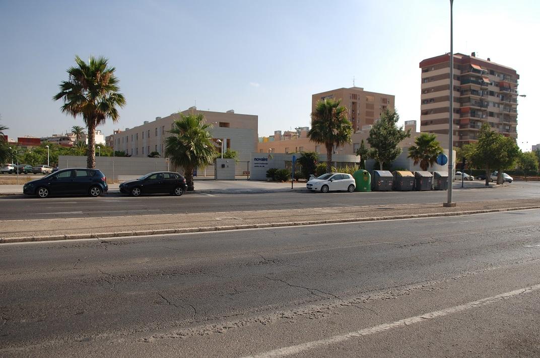 Residencia Ancianos Alicante - Localización