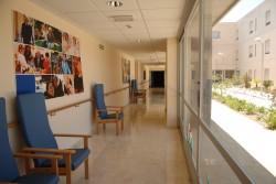 Residencias Ancianos Alicante - Pasillo