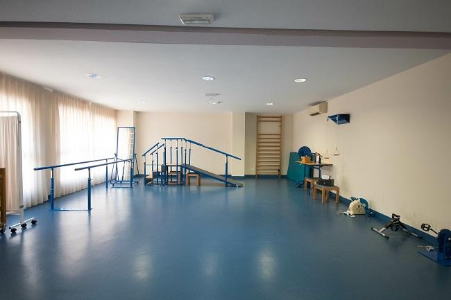 Residencia mayores Elche Carrús gimnasio2