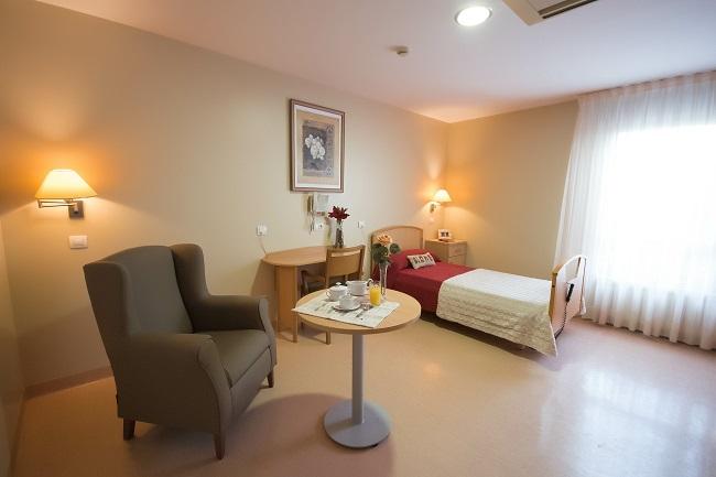 Residencia mayores Elche Carrús habitacion individual