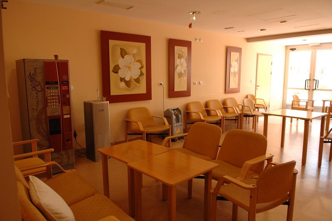 Residencias Ancianos Alicante - Sala de estar