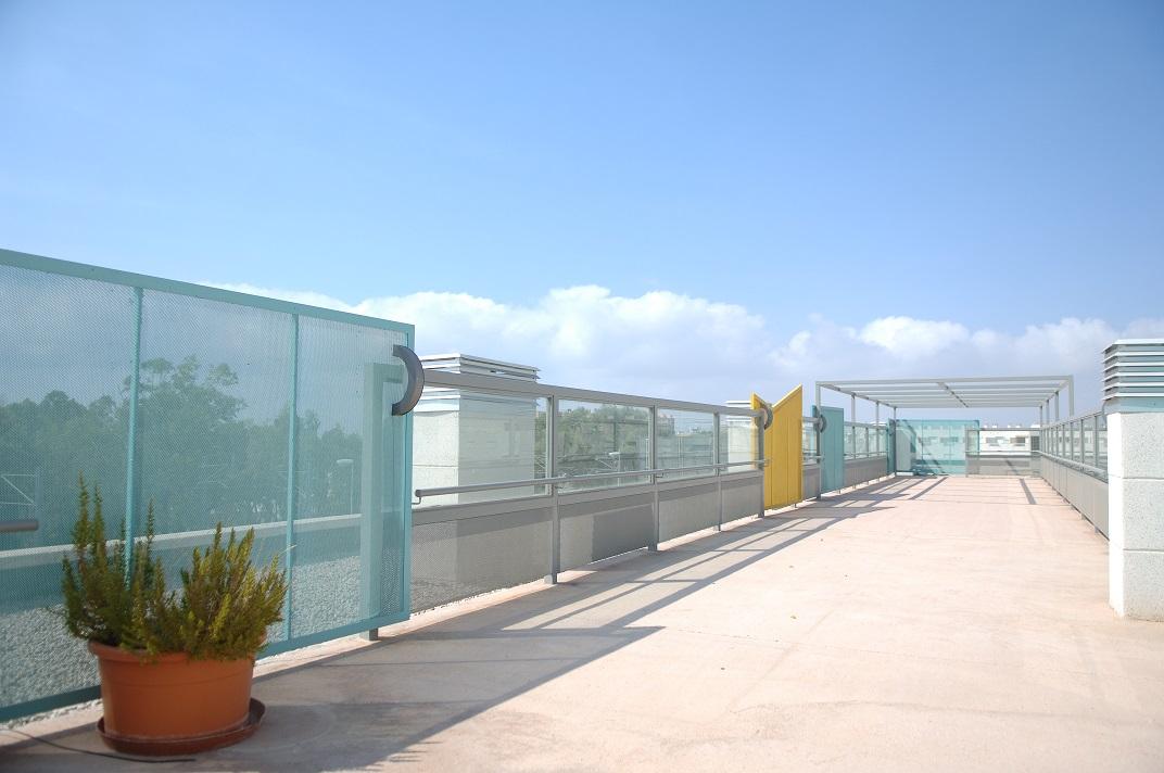 Residencias Ancianos Alicante - Terraza