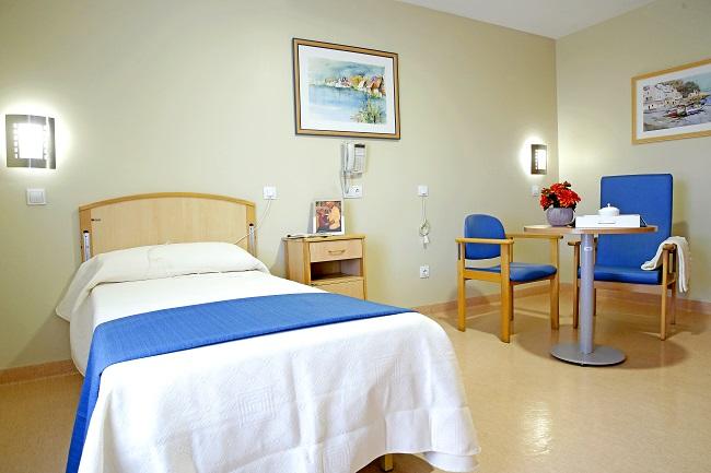 Residencia DomusVi en Villarreal (Photo: Alberto Sáiz)