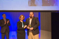 Premio a la Amistad: Carlos Sanjuán, Auxiliar de SARquavitae Tres Cantos, Madrid.