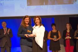 Premio al Compromiso: Susana Gutiérrez, Jefa de Servicios Generales de SARquavitae Stella Maris, Santander.