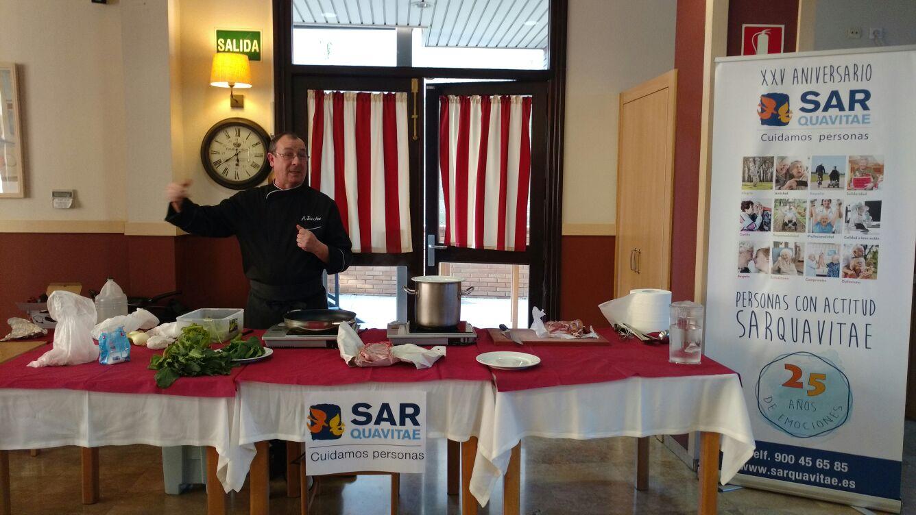 160316 Fontibre Show cooking4
