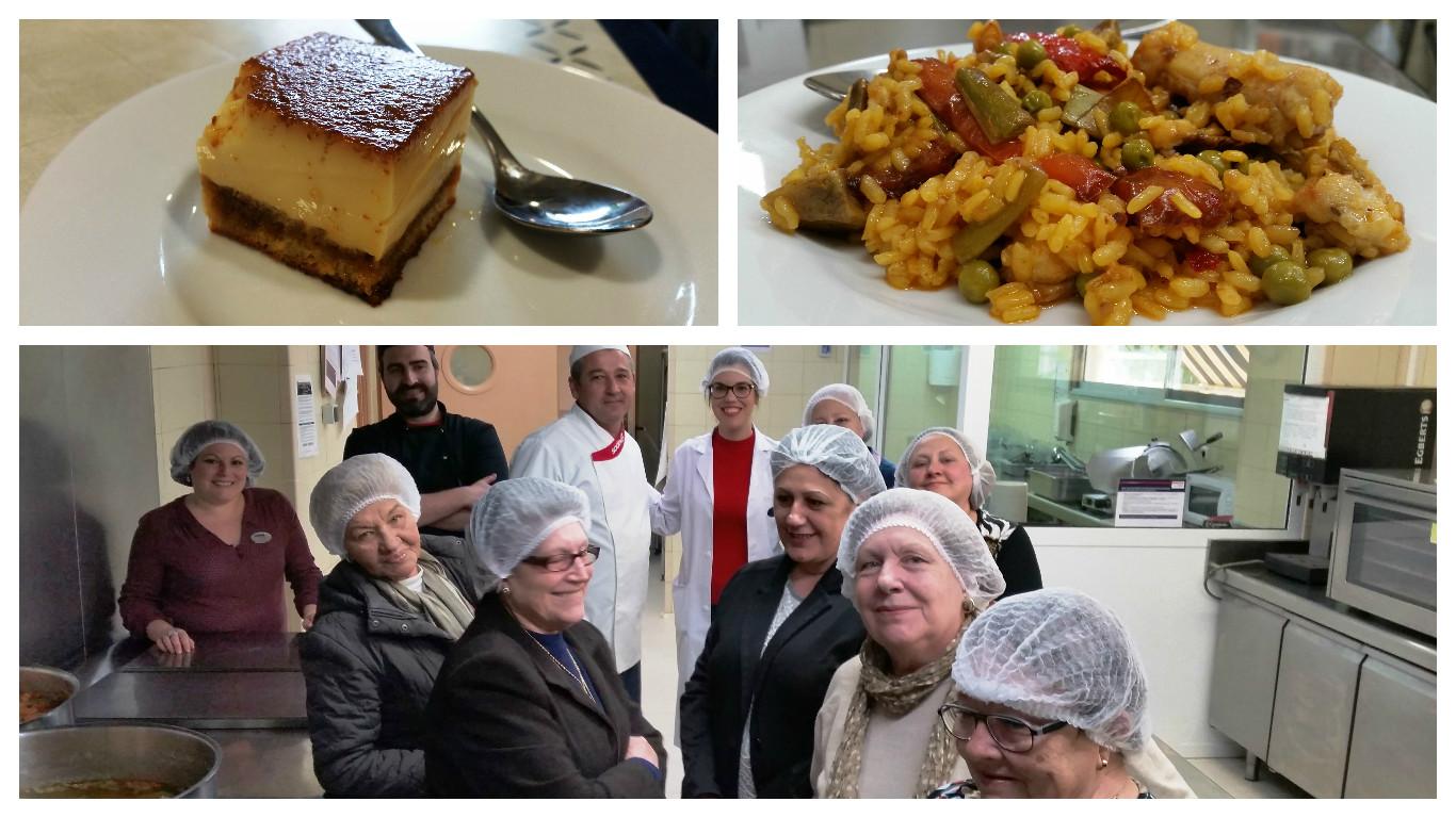 160322 Santa Pola show cooking