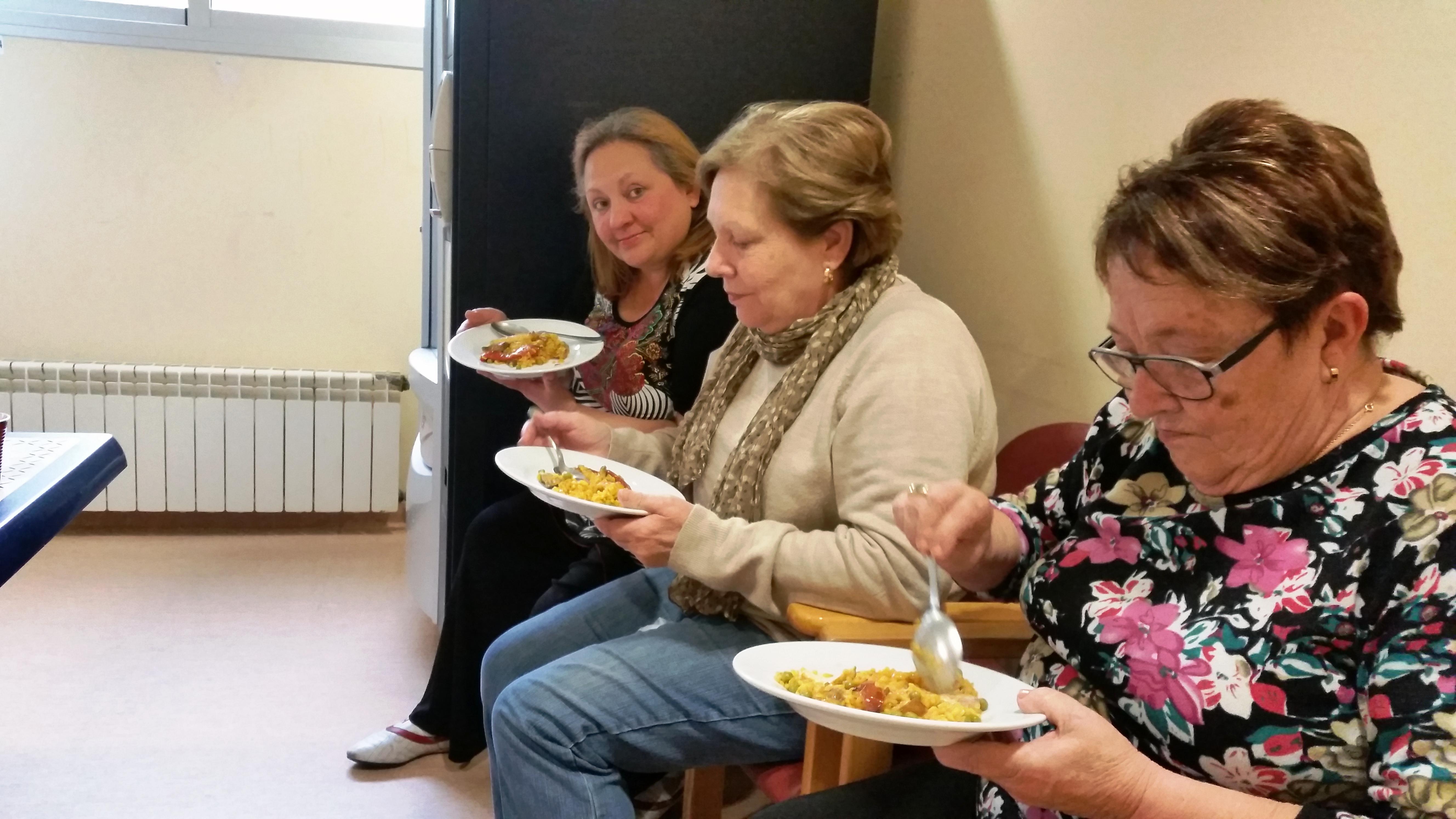 160322 Santa Pola show cooking1