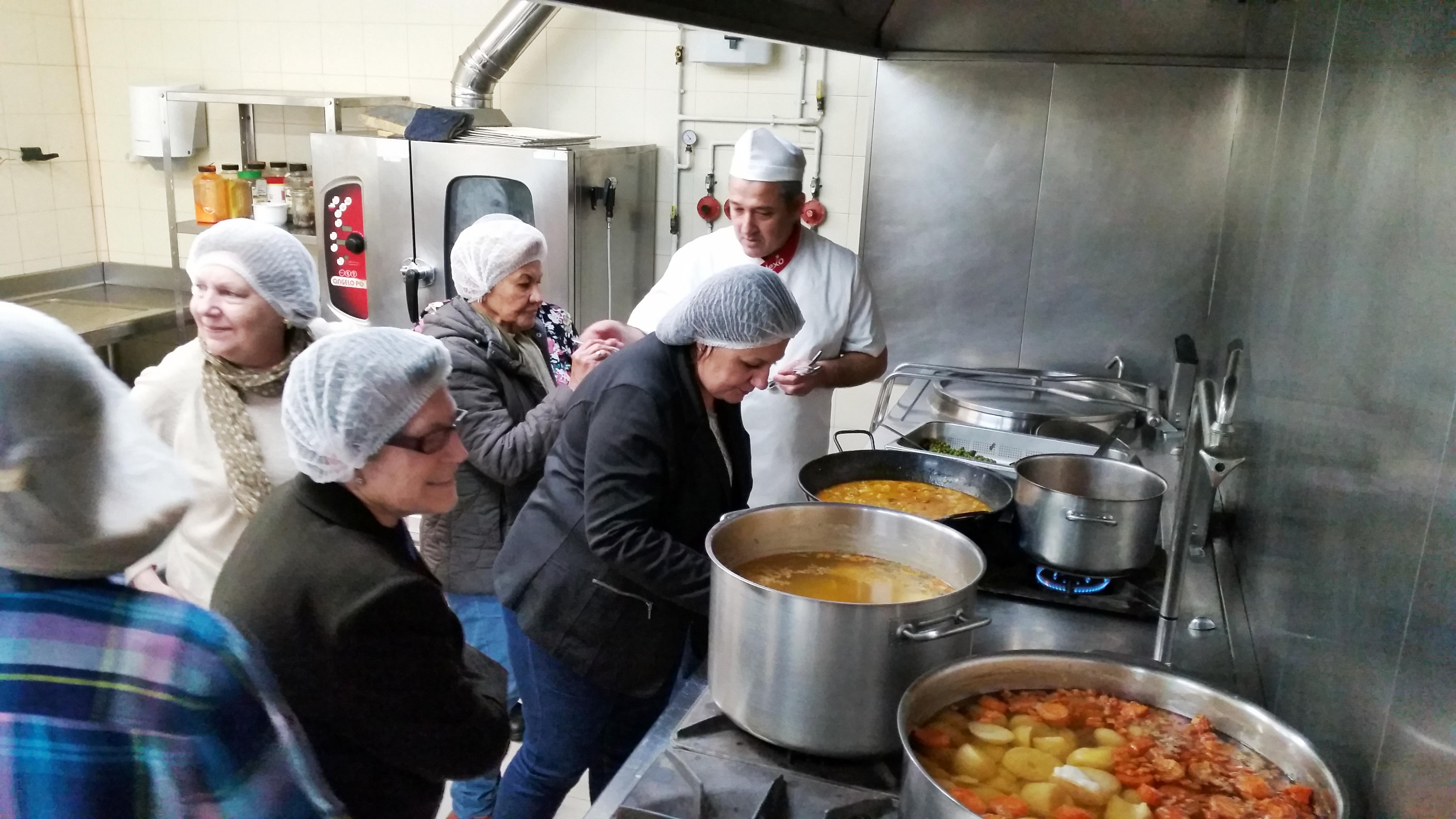 160322 Santa Pola show cooking5