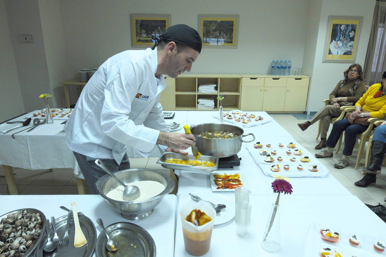 160324 Ciudad artes show cooking