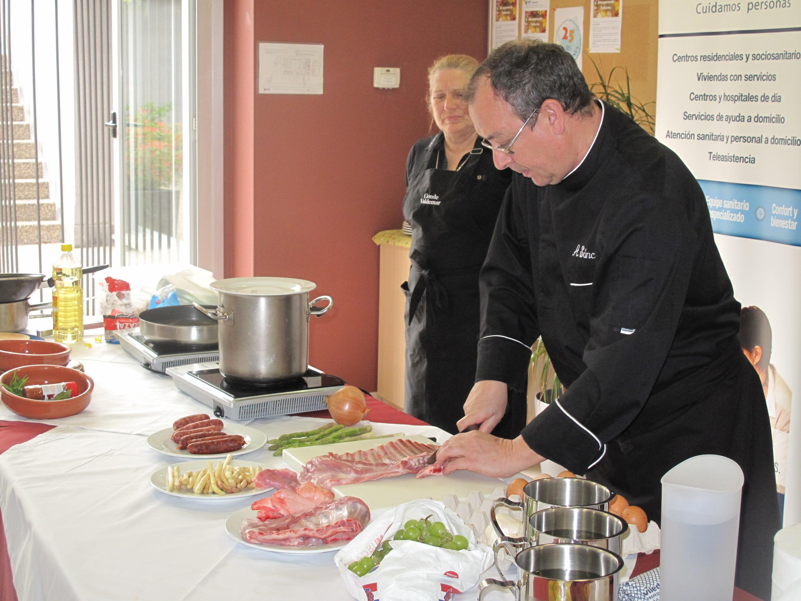 160330 Zalfonada show cooking (2)