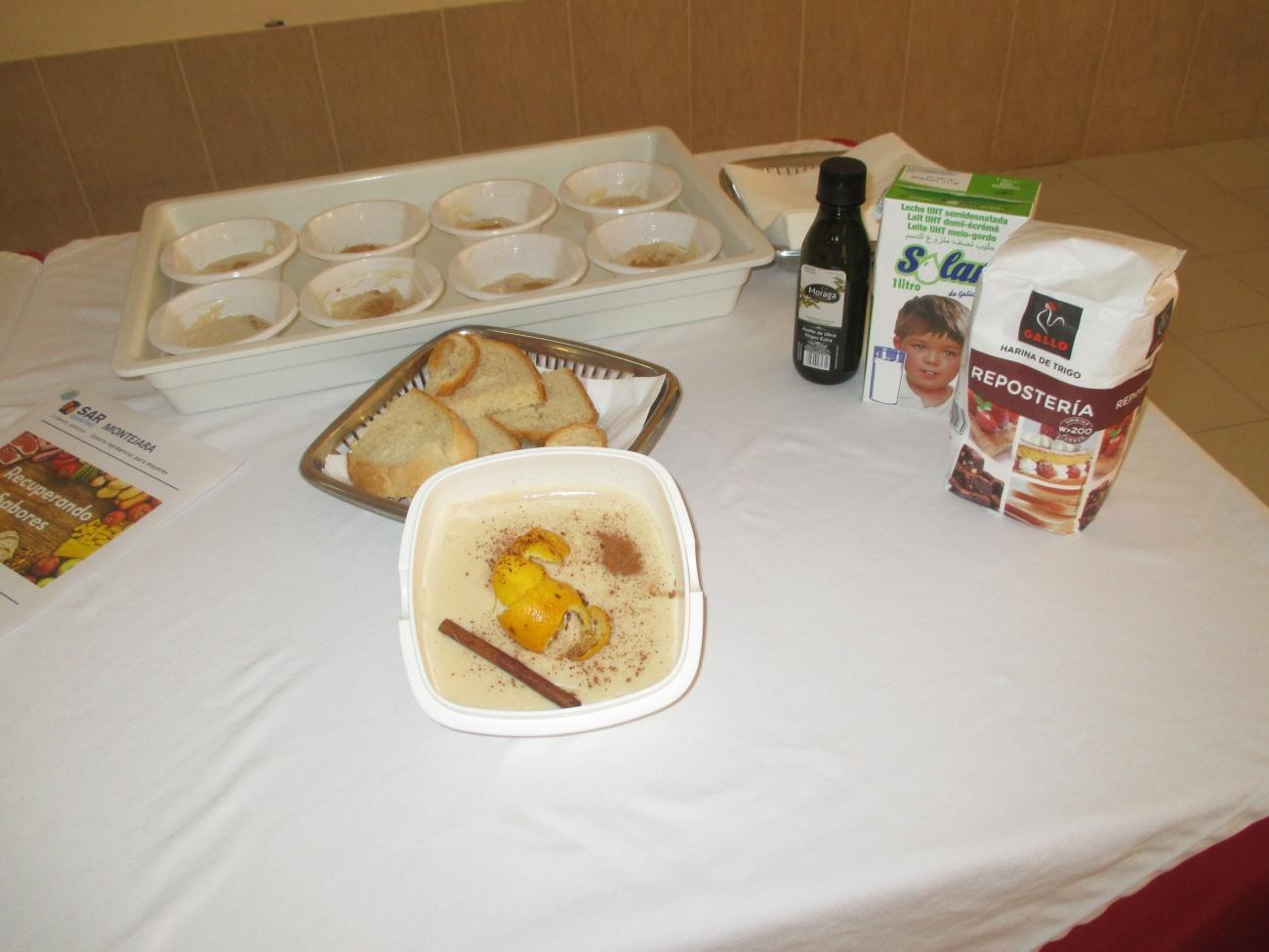160331 Monte Jara show cooking1