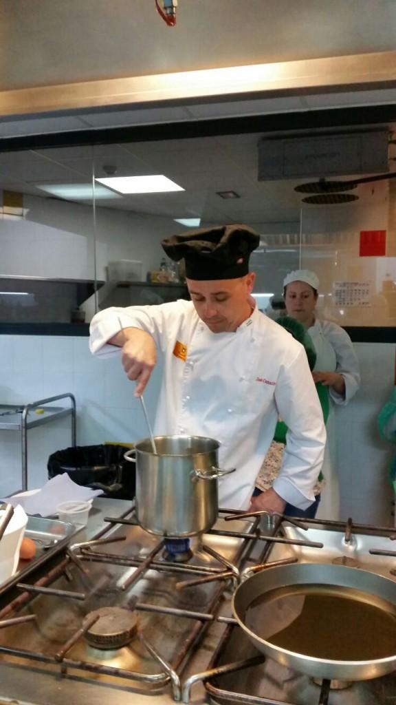 160331 Serrallo Show cooking3