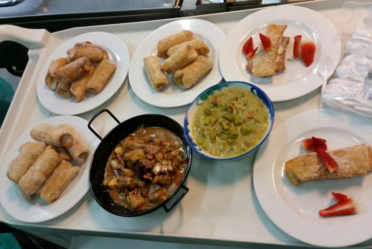 160331 Serrallo Show cooking5