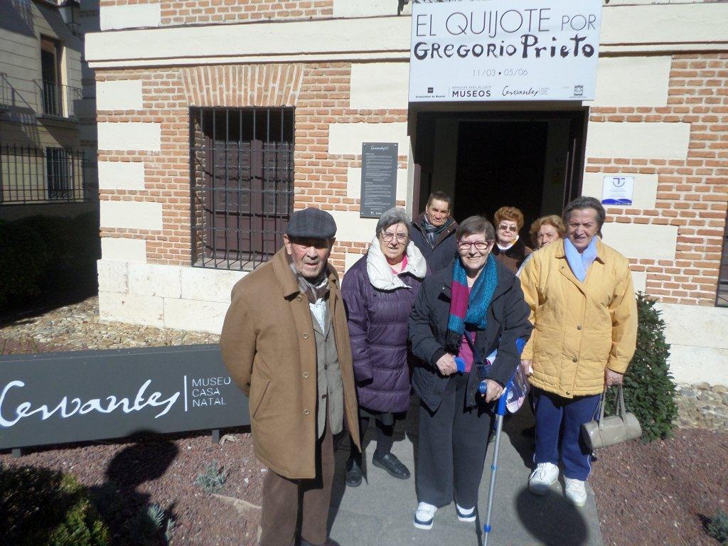 Visita Casa Natal de Cervantes