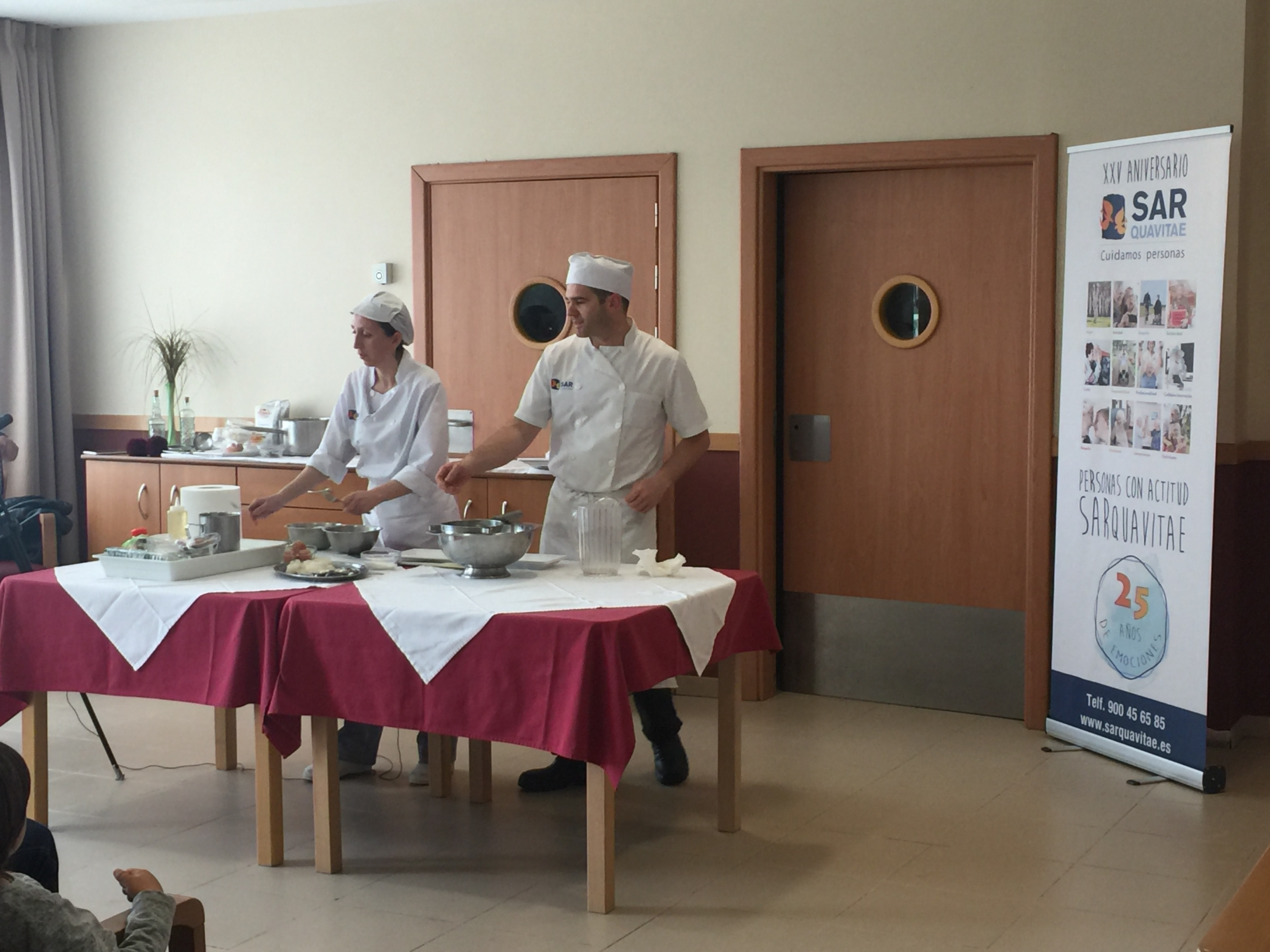160404 badajoz show cooking1