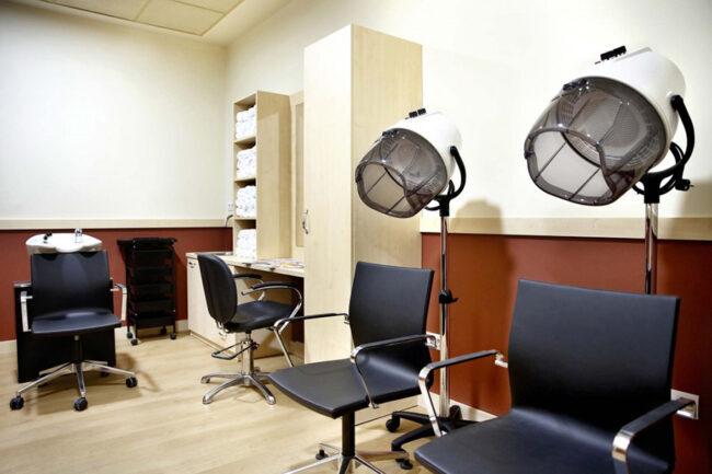 Residencias de Ancianos Sabadell - peluquería
