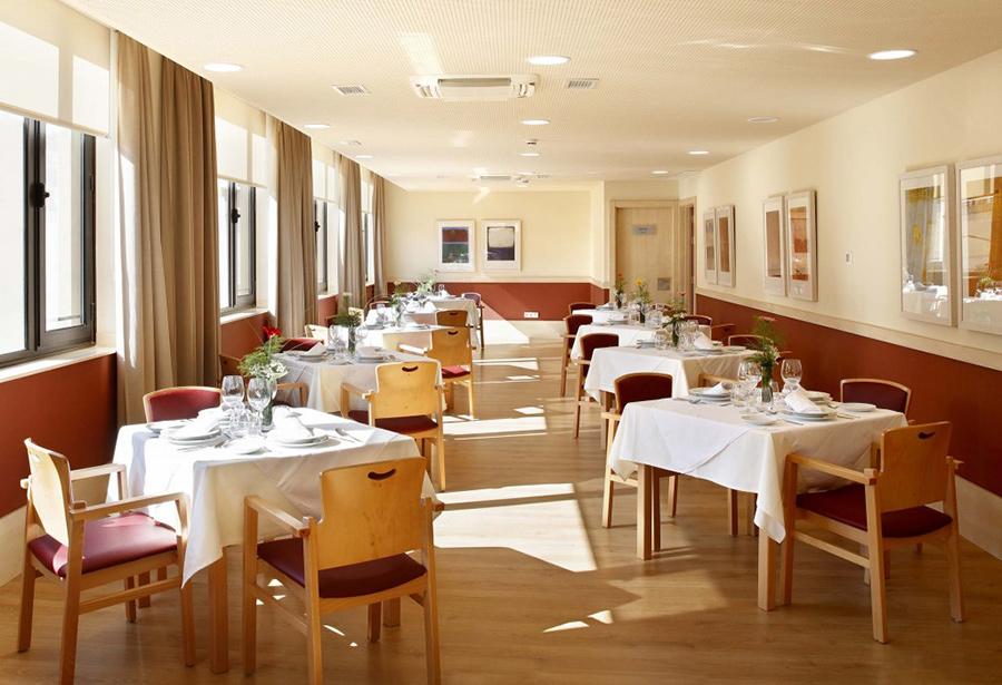 Residencias de Ancianos Sabadell - comedor