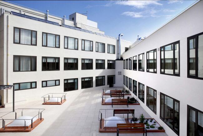 Residencia Ancianos Sabadell Ciutat
