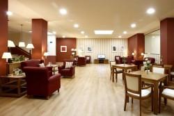 Residencias de Ancianos Sabadell - salón