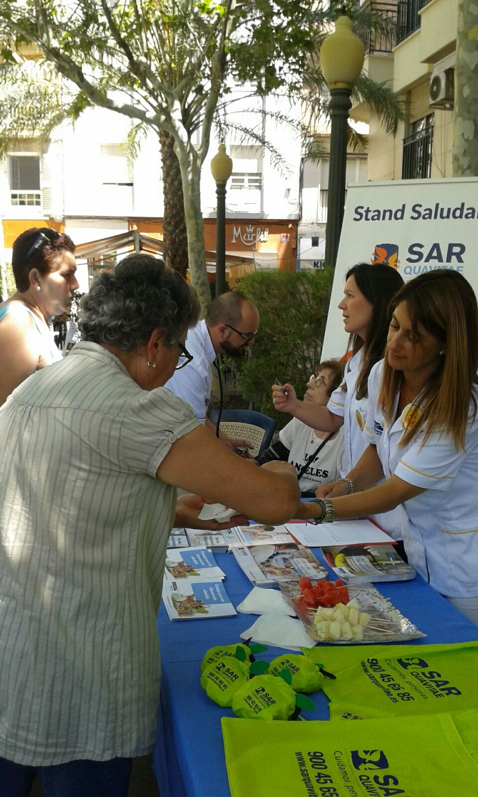 Carrús Stand saludable6