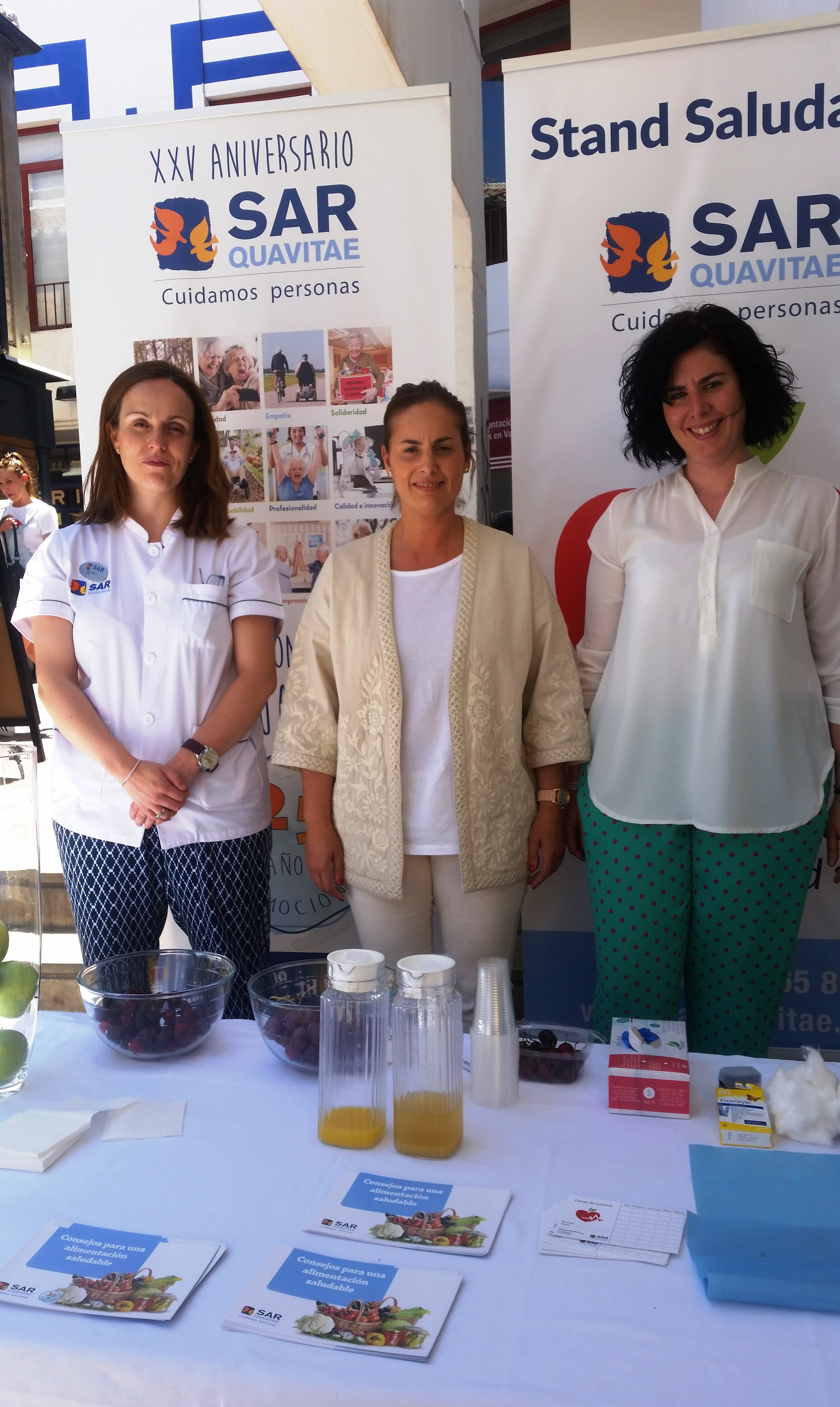 Monte Val Stand saludable