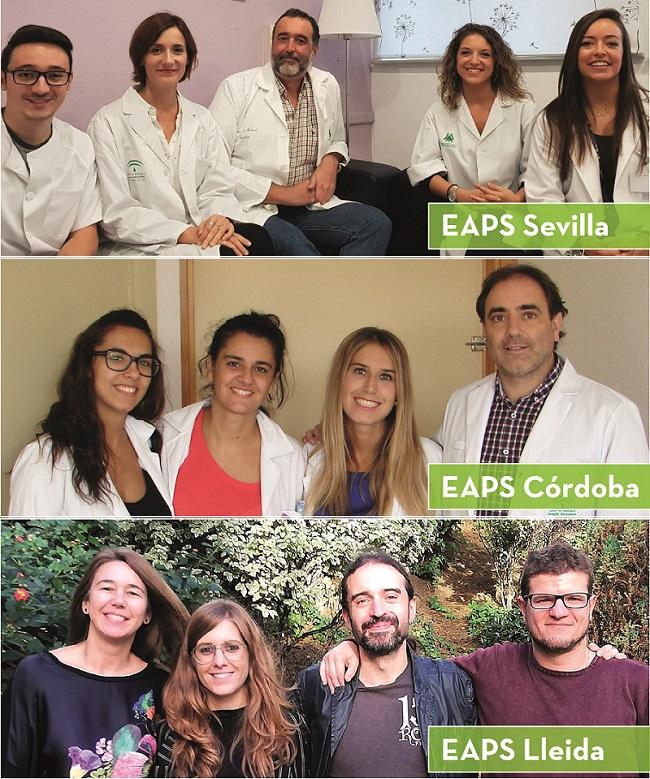 Equipos EAPS Fundación DomusVi 2019