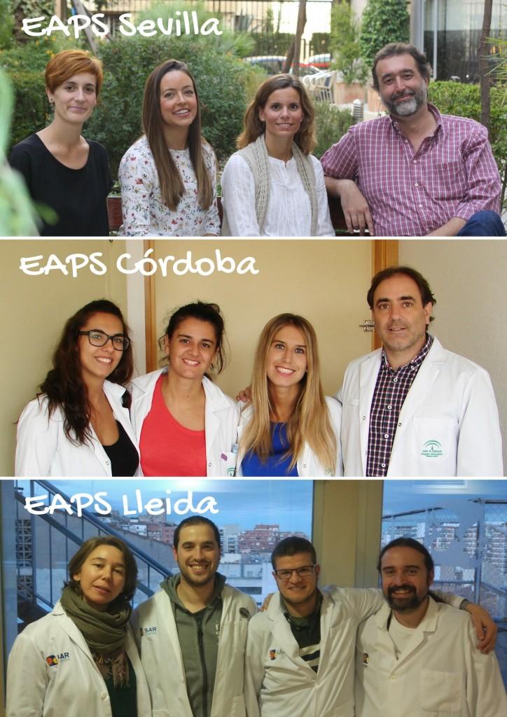 Foto grupos EAPSb