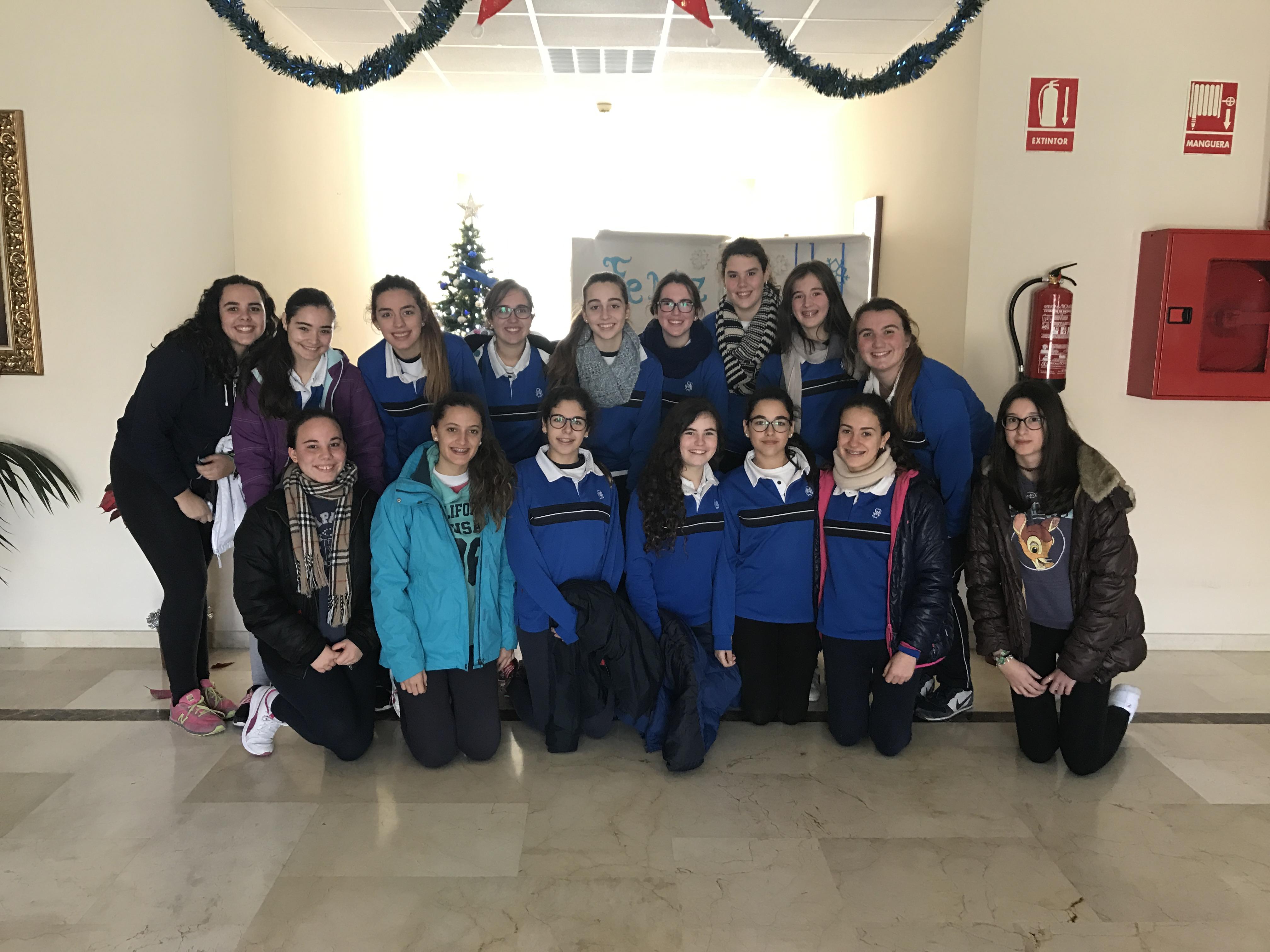 face inmaculada coro del Colegio Compañía de María2 (1)