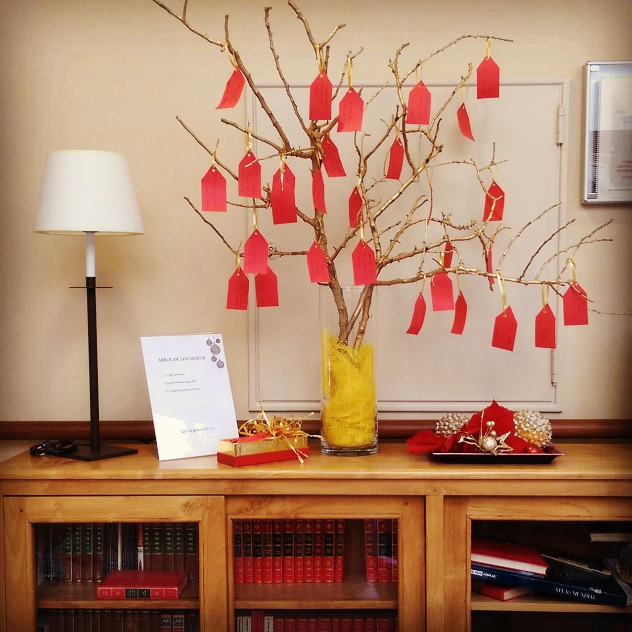 Condes de corbull árbol de los deseos