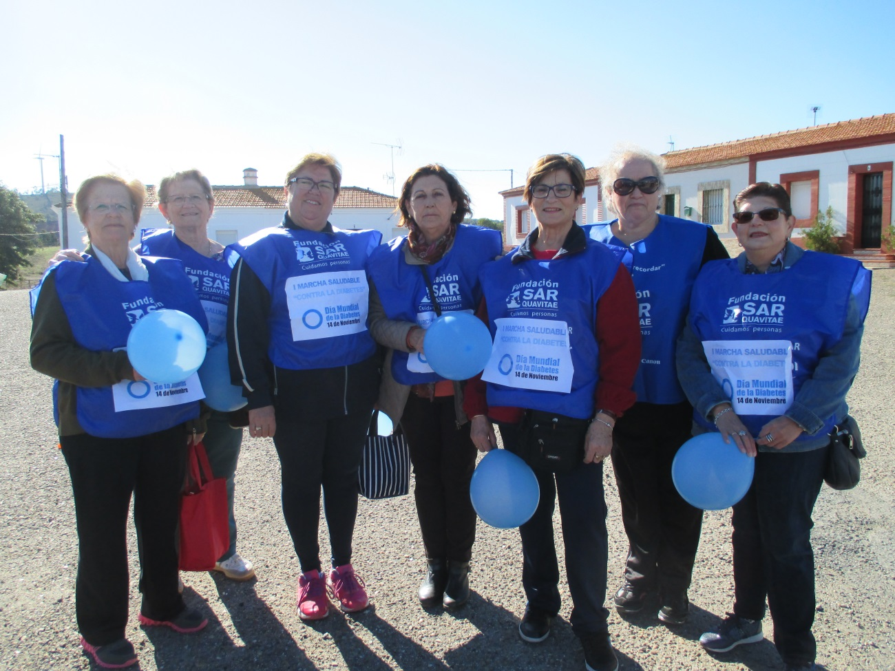 Monte Jara marcha diabetes2