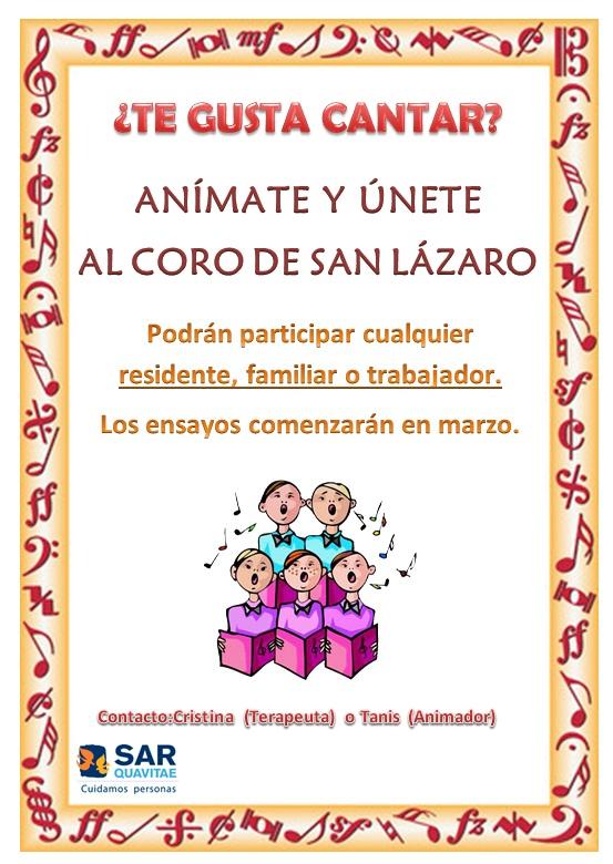 Coro SARquavitae San Lázaro