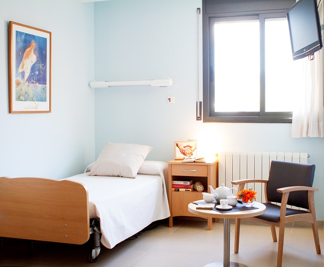Residencia ancianos Premià de Mar Ca n'Amell